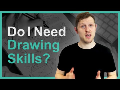 Does a Graphic Designer Need Drawing Skills?