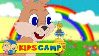 Little Peter Rabbit | Nursery Rhymes | Popular Nursery Rhymes by KidsCamp
