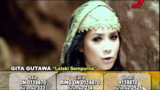 Video Gita Gutawa - Lelaki Sempurna download MP3, 3GP, MP4, WEBM, AVI, FLV November 2017