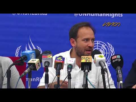 End arbitrary detention: UN tells Sri Lanka