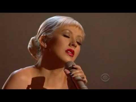 Christina Aguilera - I love you Porgy Live Grammy Nominations 08 - Best performances Ever (3/5)
