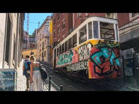 I fell in love with Lisbon