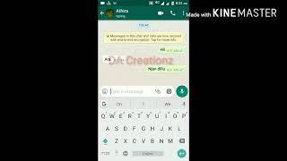 Love proposal WhatsApp Chating Malayalam