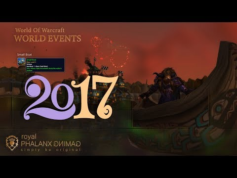 World Events-2017 Thousand Boat Bash Micro-Holiday (June 6 - 8)
