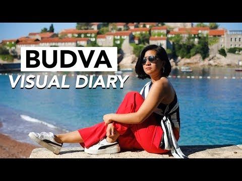 Montenegro Travel Diary | Budva & the Picturesque  Sveti Stefan