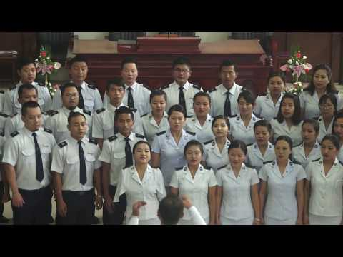 Aizawl Bazar Corps SAY Songsters - Thisen thiltihtheihna