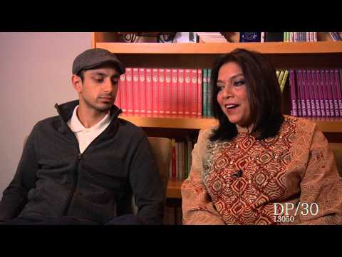 DP/30: The Reluctant Fundementalist, director Mira Nair, actor Riz Ahmed