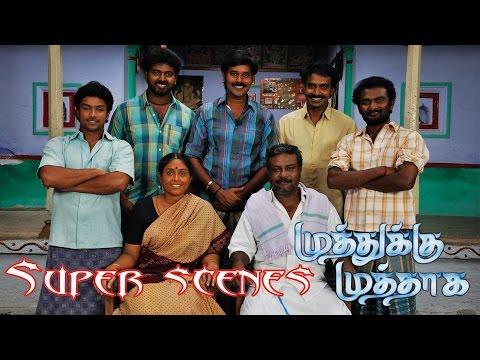 Muthukku Muthaaga - Super Scenes | Vikranth, Monica, Saranya Ponvannan,Singampuli | Rasu Madhuravan