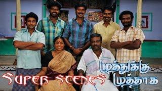 Muthukku Muthaaga - Super Scenes   Vikranth, Monica, Saranya Ponvannan,Singampuli   Rasu Madhuravan