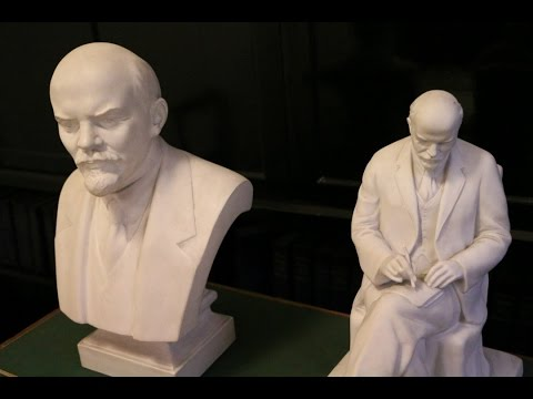 Lenin in London: his life and ideas