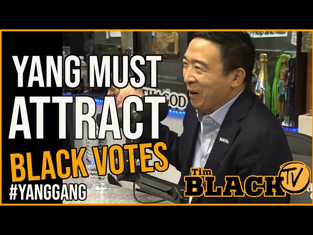 Adding Up Andrew Yang's Math On The Breakfast Club | Tim Black