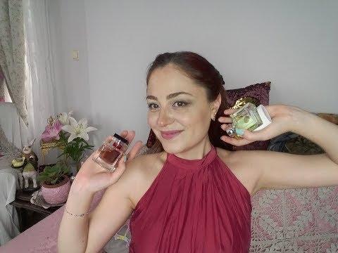 Самый комплиментарный парфюм. Моя коллекция.