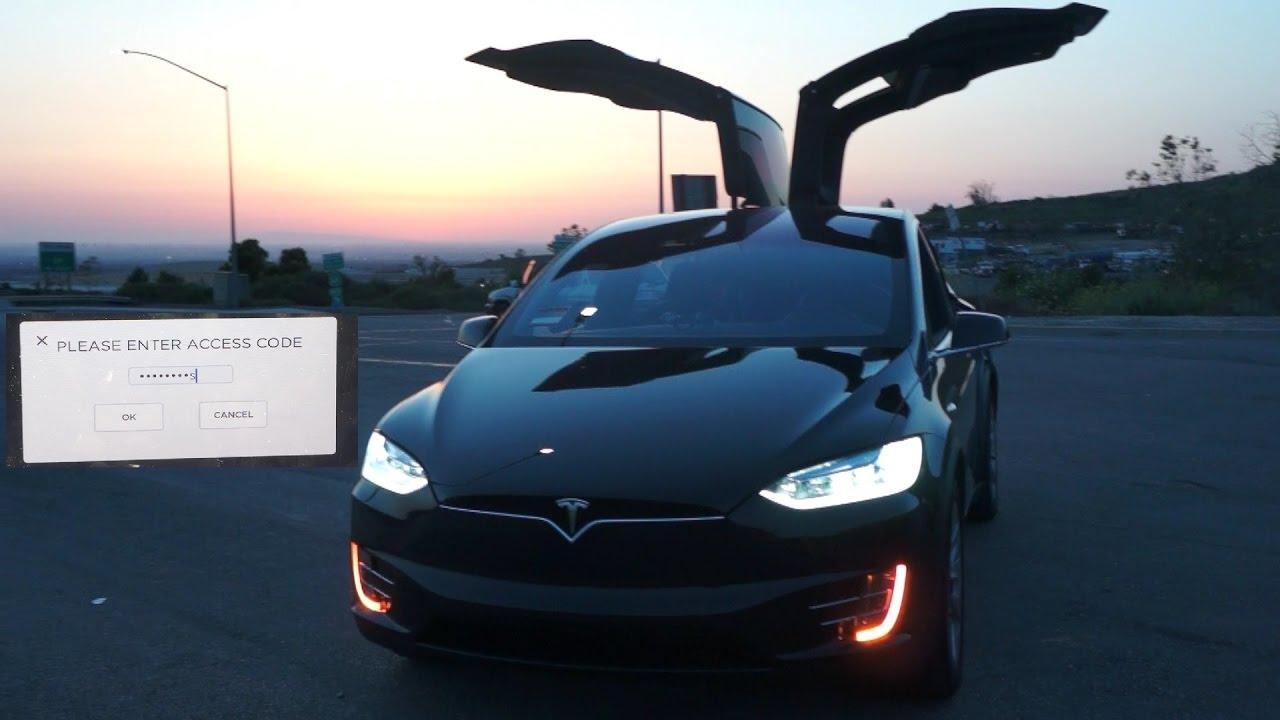 13 How To Make Tesla Model X Dance Youtube