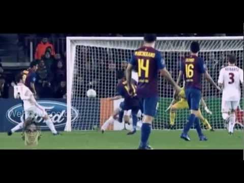 Lionel Messi - 2013- Countdown - All 91 goals.