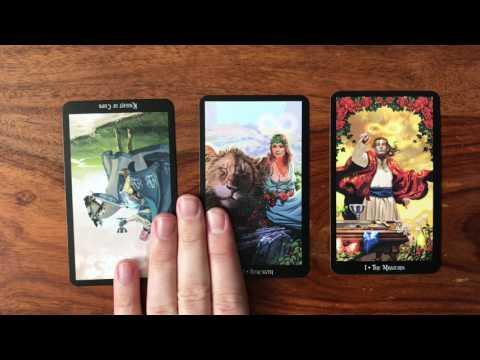 Daily Tarot Reading for 25 April 2017 | Gregory Scott Tarot