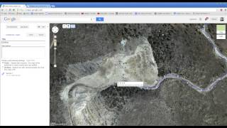 How to Make Tracklogs from Google Maps Free HD Video
