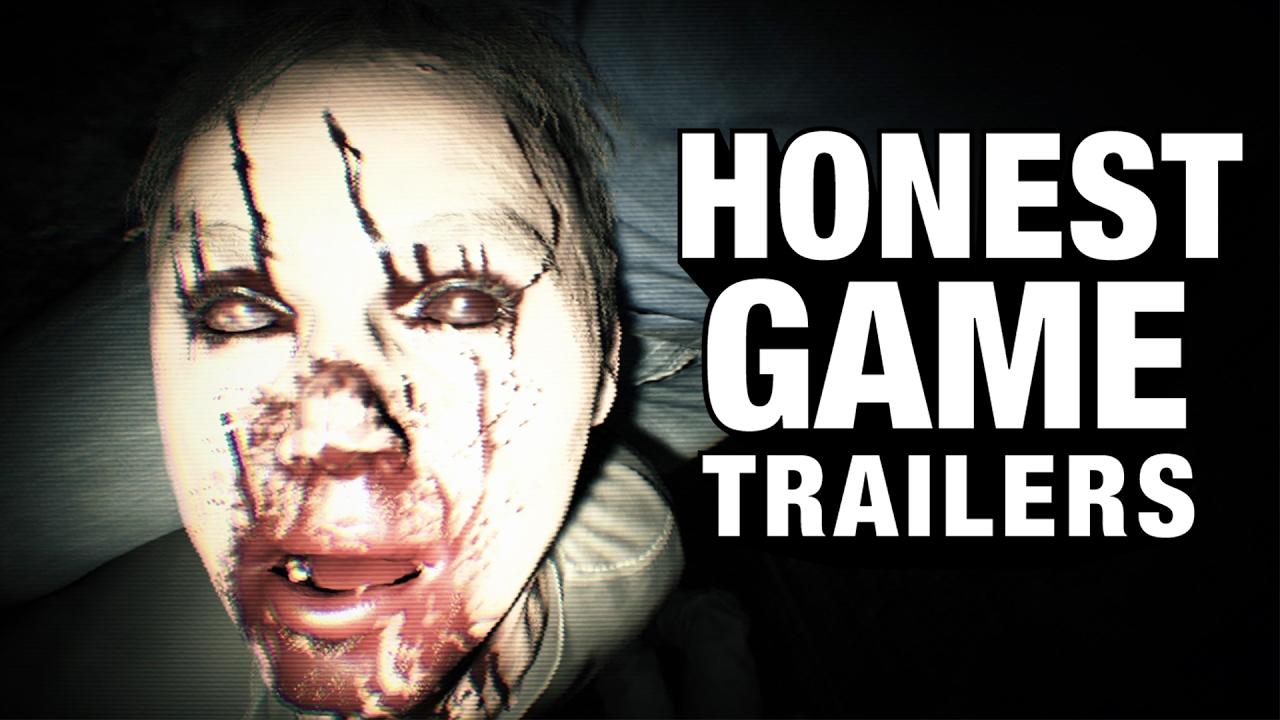Download RESIDENT EVIL 7: BIOHAZARD (Honest Game Trailers)