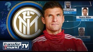 Inter Mailand will Bayerns Müller - So könnten sie mit ihm spielen   TRANSFERMARKT