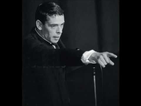 Jacques Brel- chanson des vieux amants with english lyrics