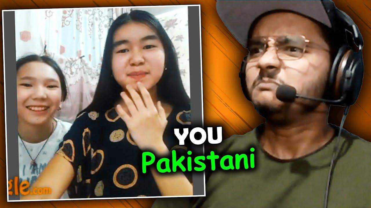 She thinks I am Pakistani    Indian boy on Omegle