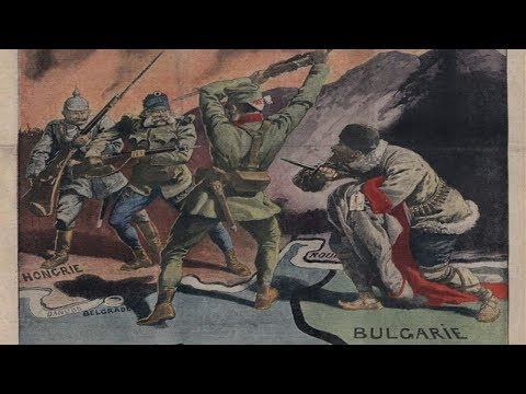The Cost of Treachery - Bulgaria's Calamitous Alliances - The War Illustrated, 1915