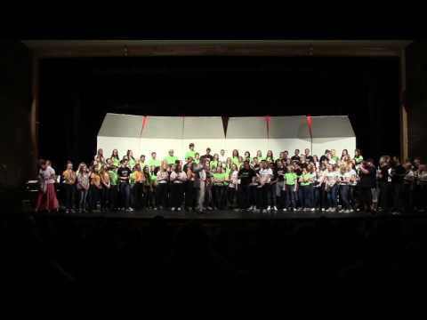 Cyprus High School 2016 Spring Choir Concert Part 15