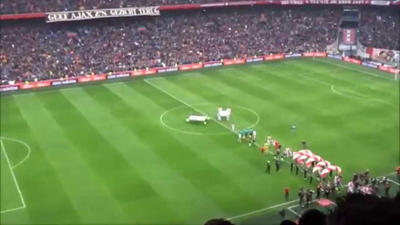 2015 01 25 Ajax Feyenoord Hd Vak 407 Youtube