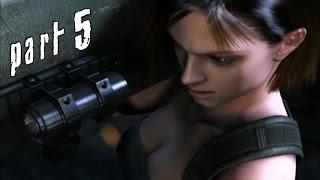 Resident Evil Remastered Walkthrough Gameplay Part 5 - Deja Vu (PS4 PC)