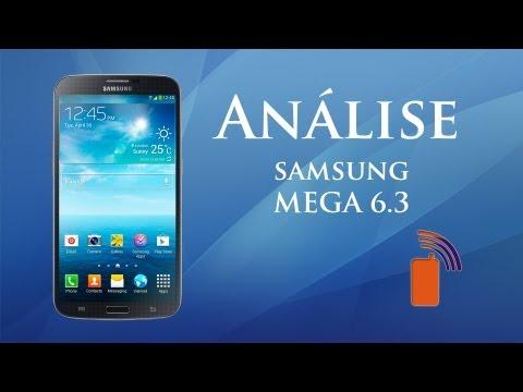 Análise: Samsung Galaxy Mega 6.3