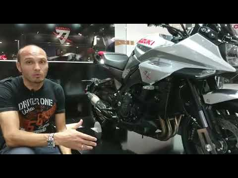 New Suzuki GSX S Katana | 新型スズキGSX Sカタナ | MN Motorcycle