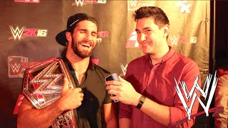 Pranking WWE Superstars!!
