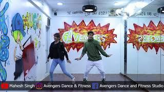 High Rated Gabru - Guru Randhawa | Nawabzaade | Mahesh Singh - Dance Choreography