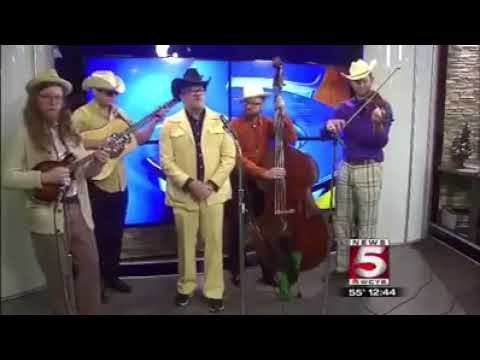 BigKat Kris Stevens - HipHop in Bluegrass Motif - The Cleverleys