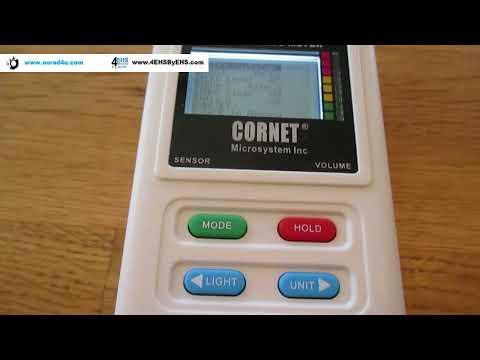 CORNET ED88TPLUS  SHORT PRESENTATION AND OPERATION
