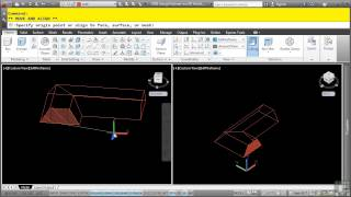 Autocad 3d Tutorial | Part 1/3 - Using Polylines And Lines In A 3d World