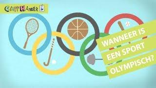 Wanneer is een sport olympisch?