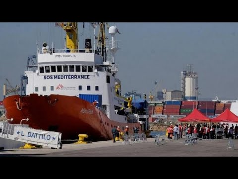 Italy orders seizure of NGO rescue ship over waste disposal claims