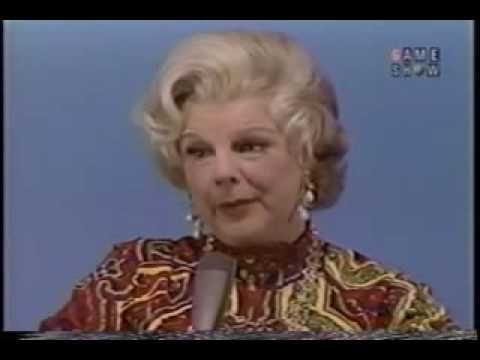 Hollywood Squares- Late 1971 (Charlie vs. Janet)
