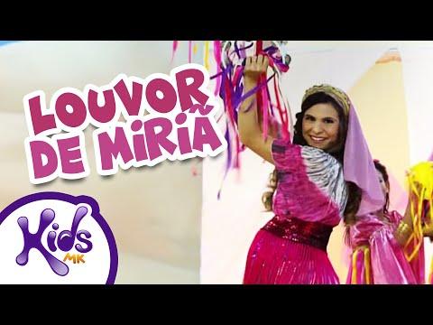 Louvor De Miria Aline Barros E Cia Letras Mus Br