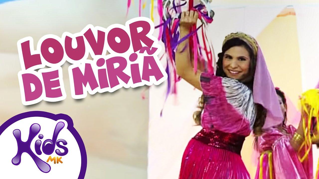Louvor De Miria Aline Barros Cia 3 Oficial Youtube