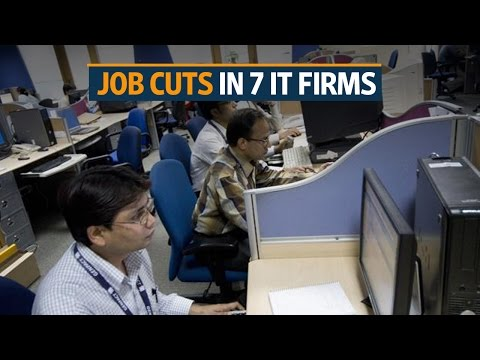 Top 7 IT to lay off at least 56,000 employees this year