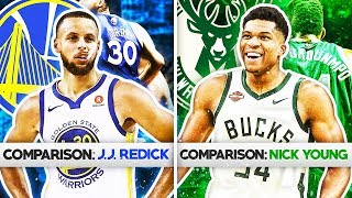 WORST DRAFT DAY COMPARISONS FROM EACH NBA DRAFT