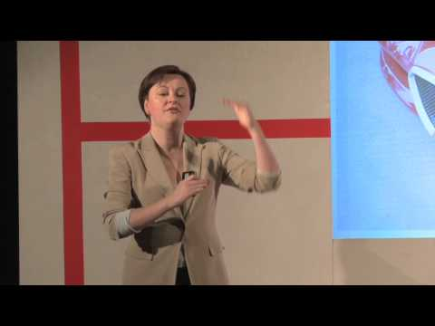 The naked environmentalist: Solitaire Townsend at TEDxLSE 2014