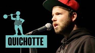 Quichotte – Pauschalreise