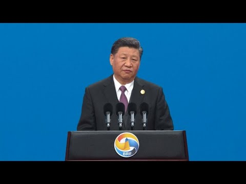China's Xi Jinping defends Belt and Road Initiative