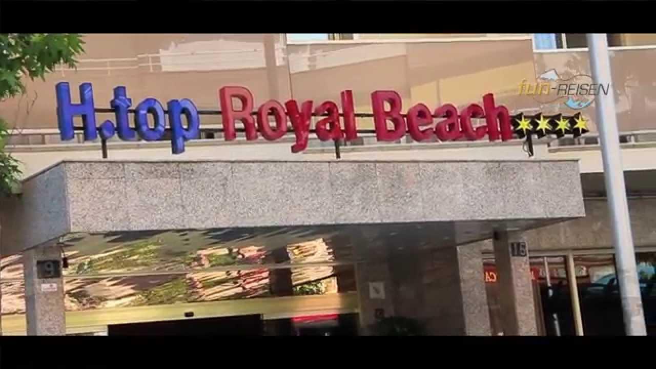 fun reisen lloret de mar hotel royal beach youtube. Black Bedroom Furniture Sets. Home Design Ideas