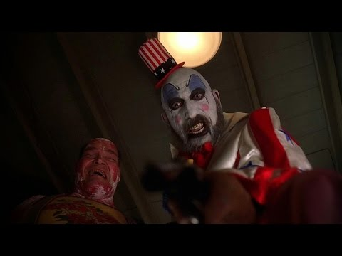 Rob Zombie - Brick House 2003 (House Of 1000 Corpses Scenes) from YouTube · Duration:  3 minutes 44 seconds