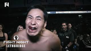 Fight Night 9: Lethbridge LIVE Fri., Jan. 25 at 10 p.m. ET on Fight Network