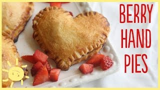 Meg | Strawberry Hand Pies