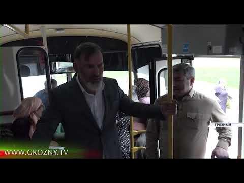 На самый загруженный 4-ый столичный маршрут выехали 15 новых автобусов